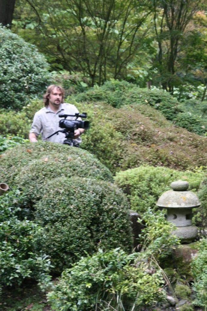 Gordon Gronbach Cameraman