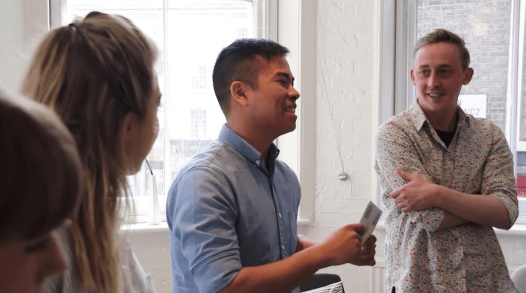 facilitating creative meetings