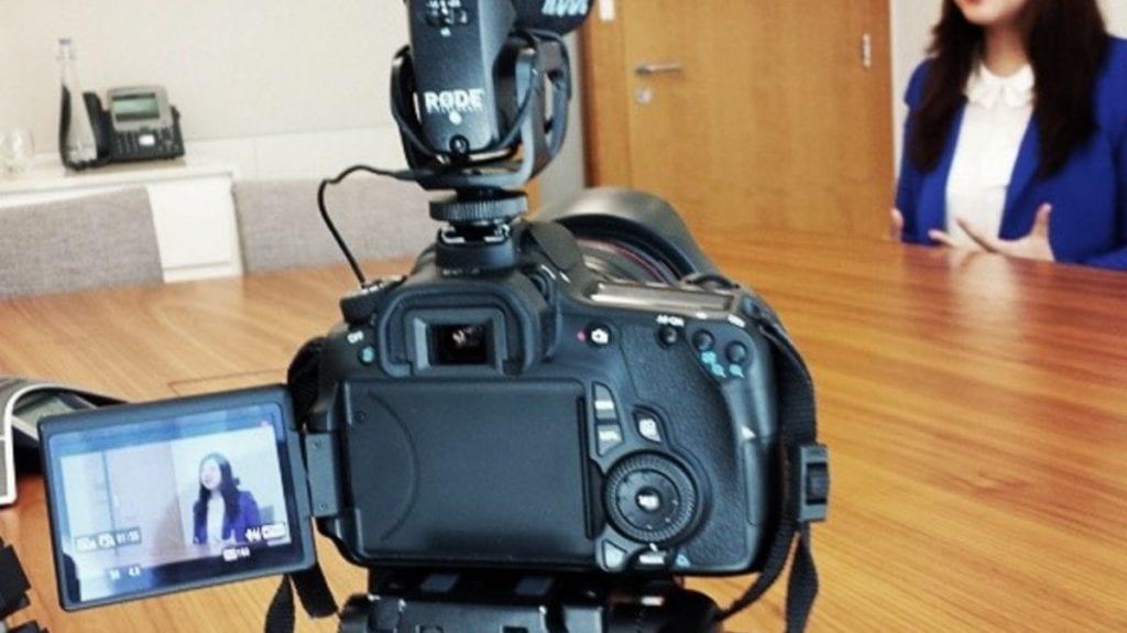self filming