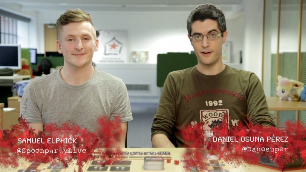 Kickstarter video filming 2