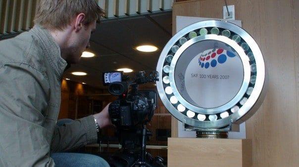 SKF Filming