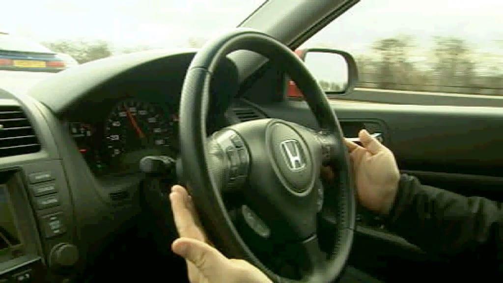motorway filming